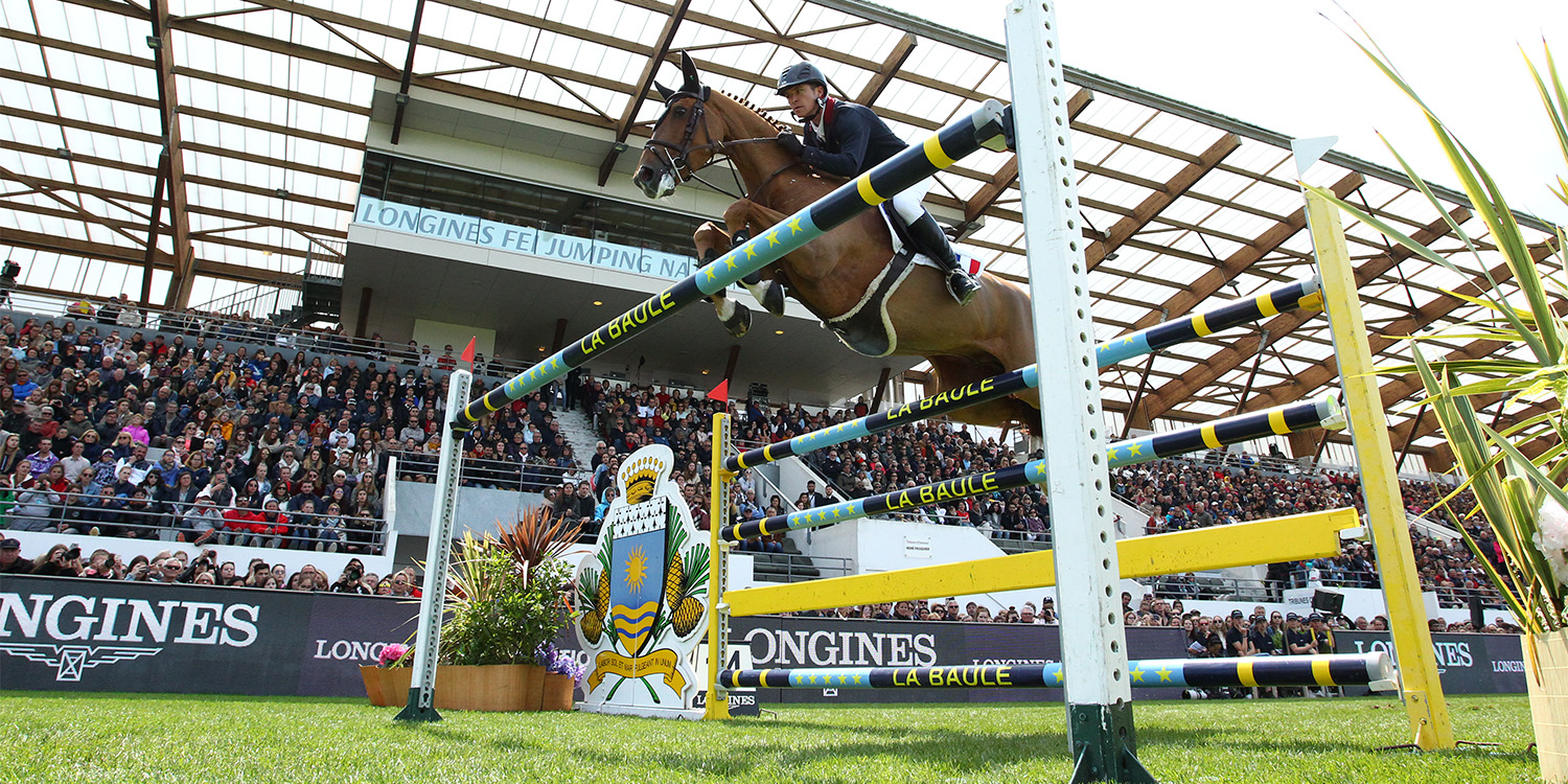 Le Longines Jumping International de La Baule 2020 est annulé